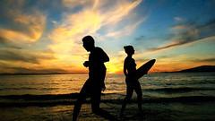 Wreck Beach Sunset 2