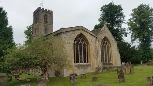 13. St Mary the Virgin Church Charlbury
