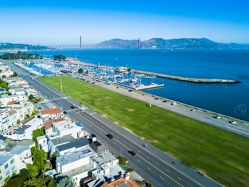 houses landscape marinagreen bay clickheretoaddkeywords sea california drone ocean dji mavic waterfront water sanfrancisco goldengate bridge pro unitedstates us