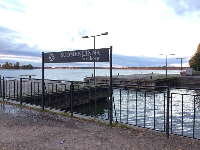 Soumenlinna Pier