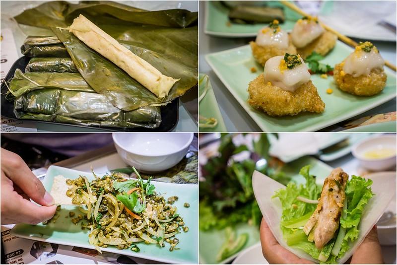 Hanoi - Mon Hue food