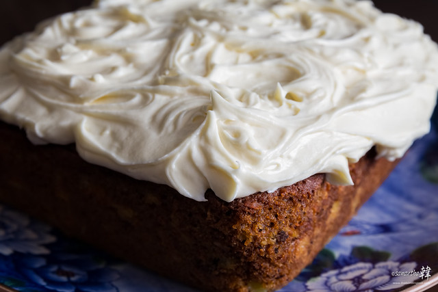 20170716 Home-baked Carrot Cake 6949