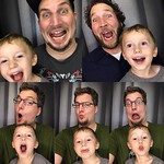 Fun with my uncles and daddy! by bartlekid