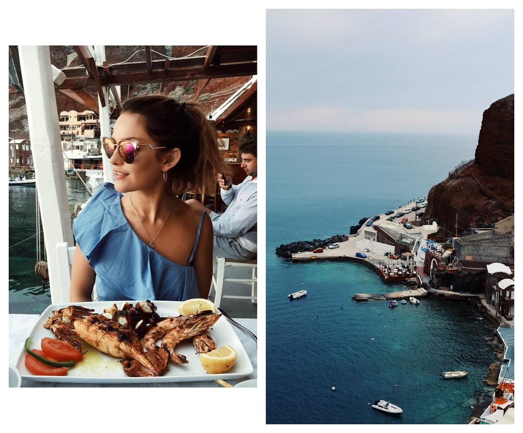 The Little Magpie Santorini Greece Guide
