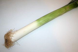 03 - Zutat Lauch / Ingredient leek
