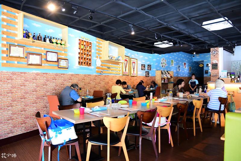 藍柚小廚菜單永和美食推薦 (1)