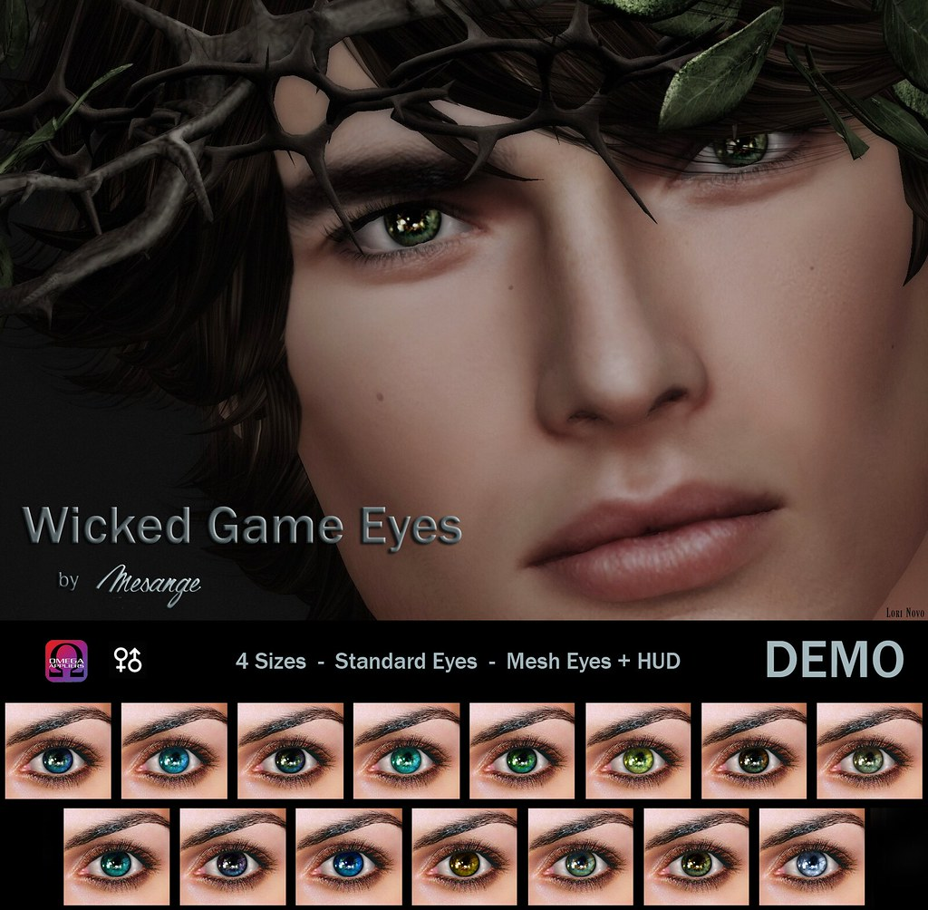 MESANGE - Wicked Game for MOM July - SecondLifeHub.com