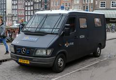 Politie Mobiele Eenheid Mercedes Sprinter