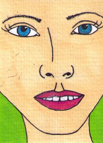 Female Faces 1of5