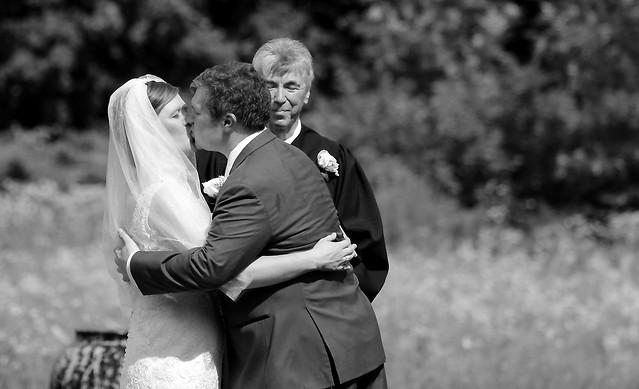 The Kiss, Cantigny Park. (EOS)
