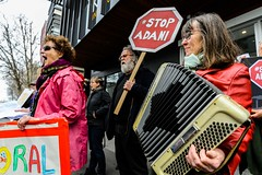 Message for Bill Shorten: stop sitting on the fence and oppose Adani, #StopAdani