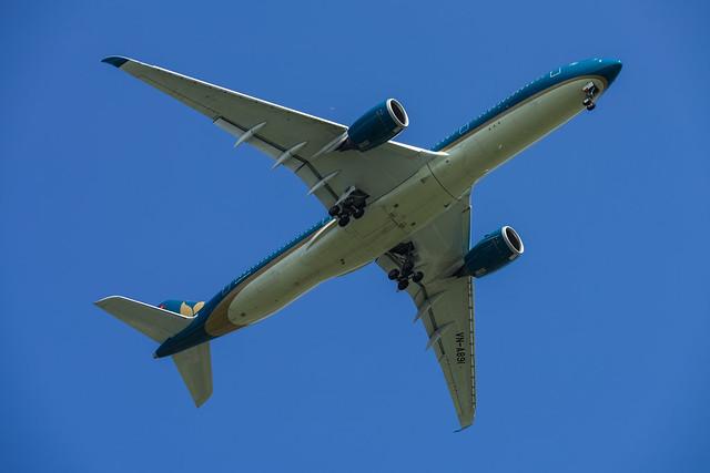 20170727_03_Vietnam Airlines VN-A891 Airbus A350-941XWB