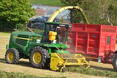 John Deere 7700 Self Propelled Forage Harvester