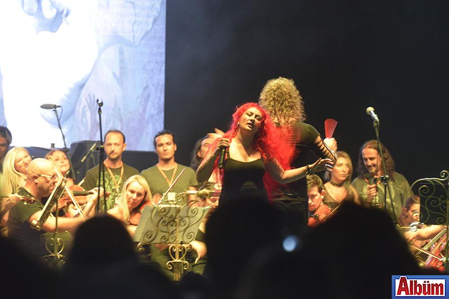 Bodrum Rock Festivali ile sallandı-9