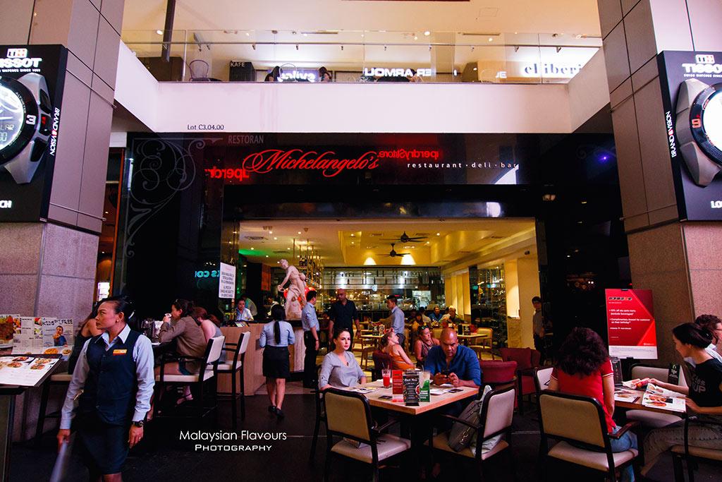 Michelangelo's Italian Restaurant