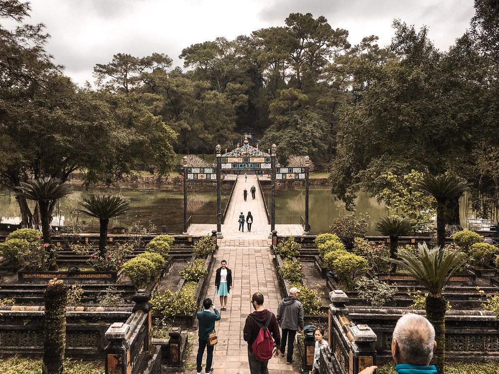Thien Mu Pagoda & The Nguyen Imperial Tombs | Xiao Long Pao