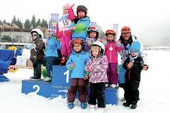 Kam dát děti učit lyžovat: školy, tábory i rodinné kempy