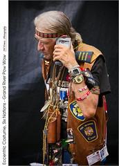 Eccentric Costume, Six Nations ? Grand River Pow Wow