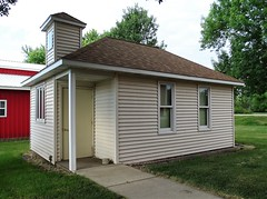 71217-06, Restored One Room School House