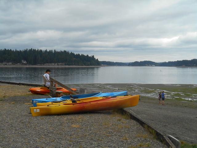 Harstine Island, Washington, Nikon COOLPIX S3500