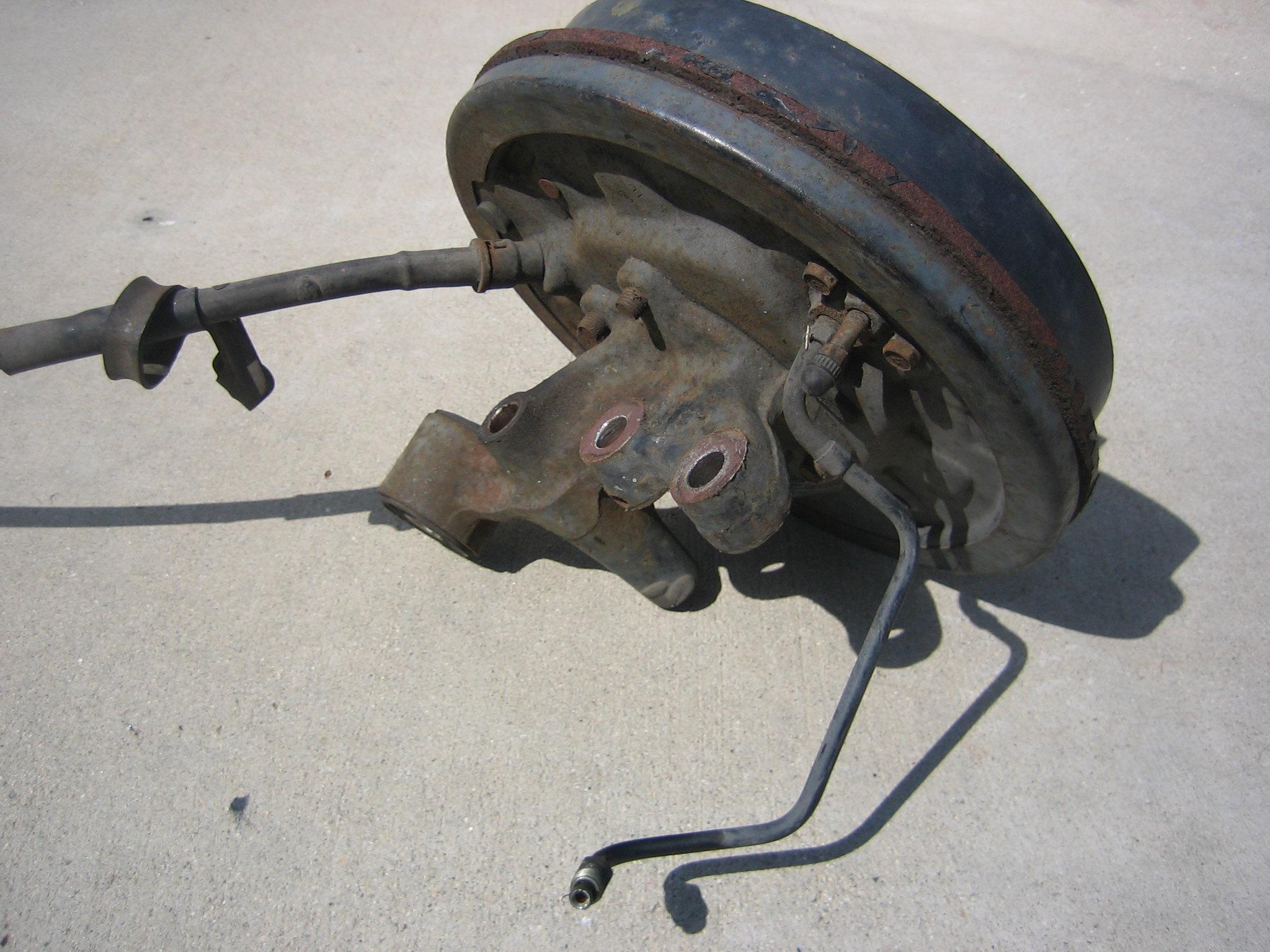 For Sale - 1993-1995 Subaru Impreza Front Wheel Drive (FWD