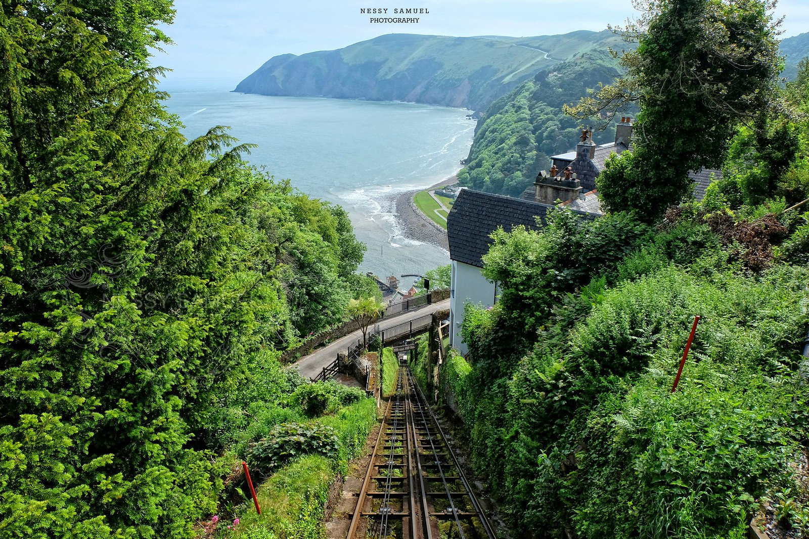 Lynton Top Station  | Devon - England UK