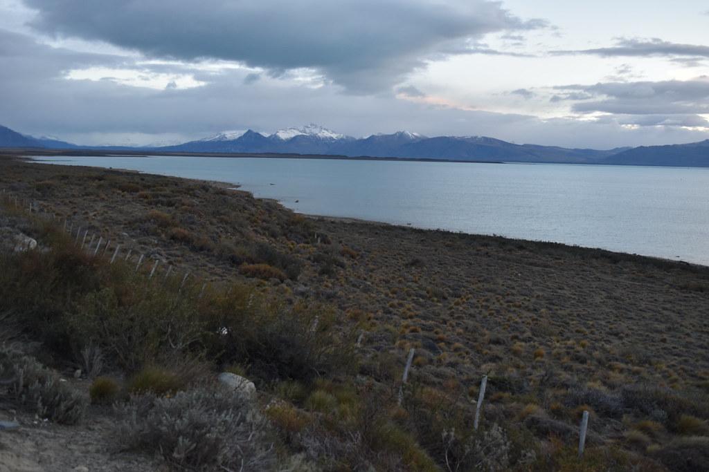 Primer Parada - Lago Argentino