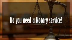 Public Notary | Legaldocsonwheels