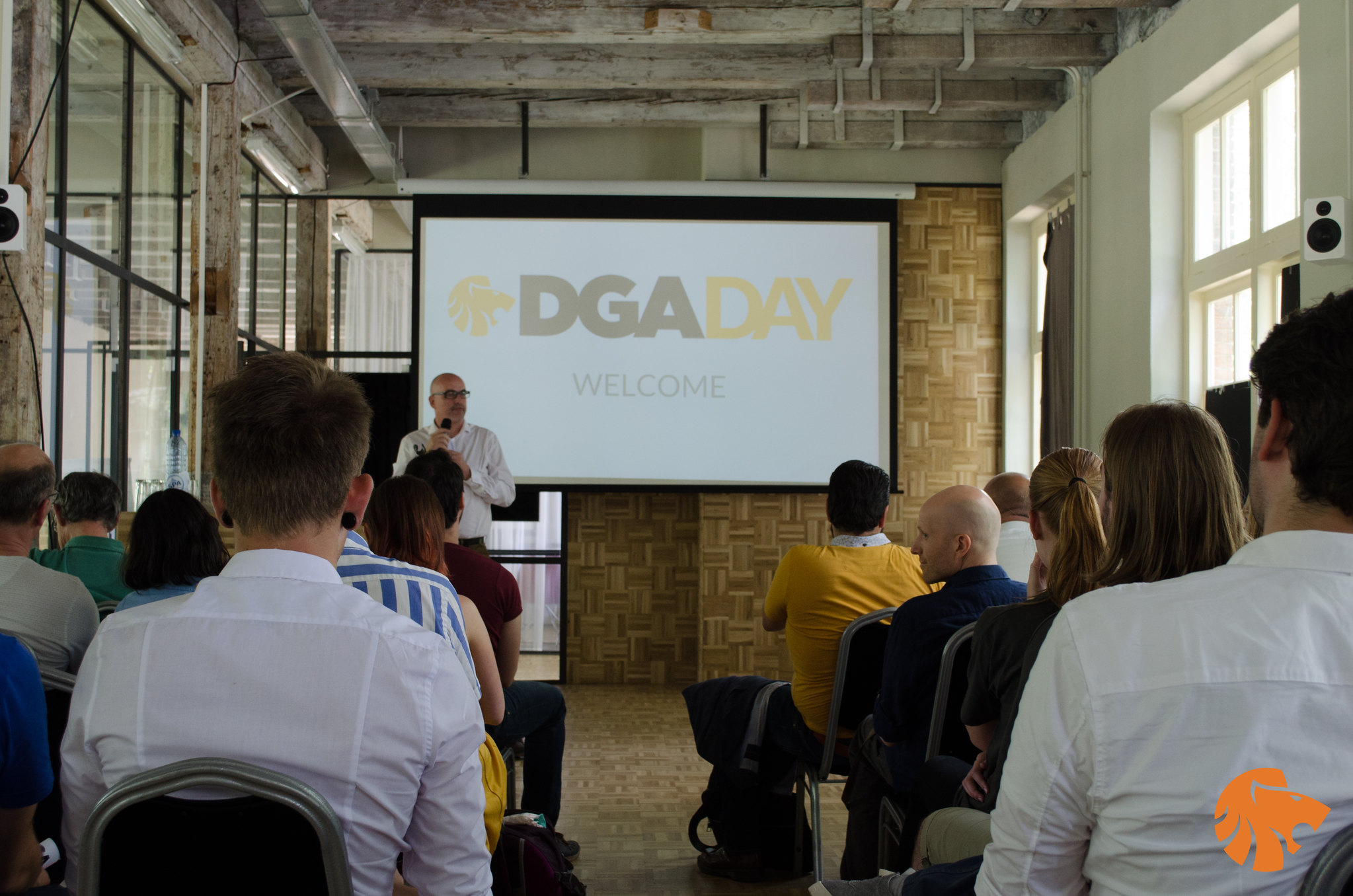 DGA DAY, July 2017