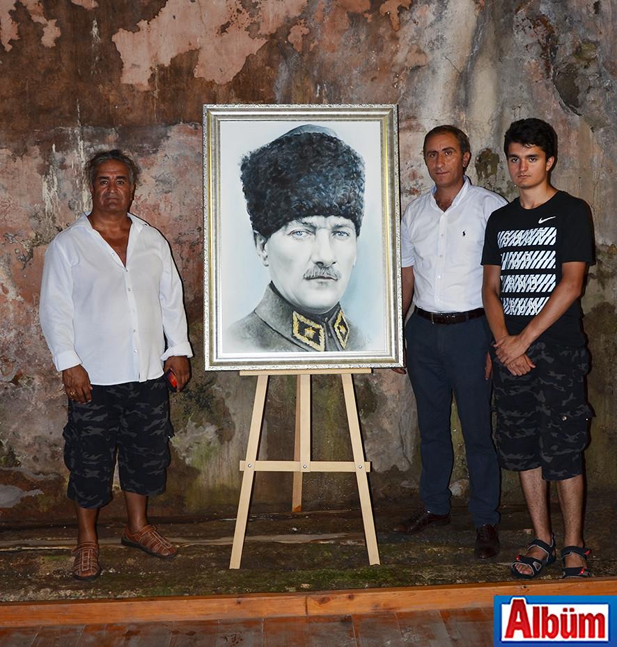 Eldar Zeynalov, İsa Arı ve Ali Zeynalov
