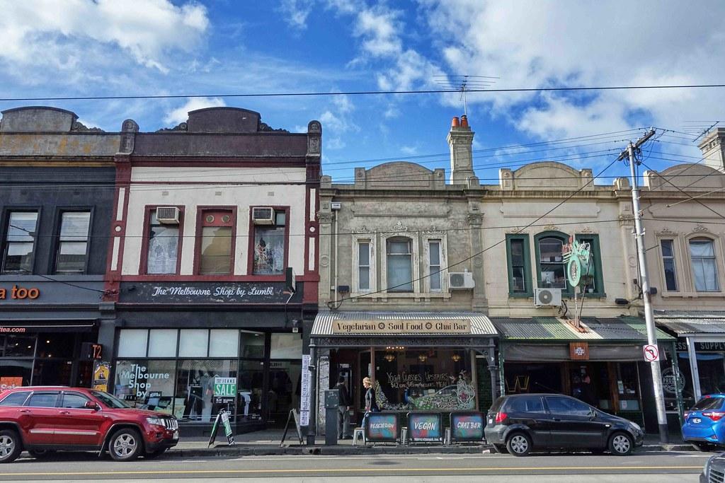 Melbourne - Brunswick 2