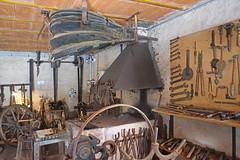 L'atelier du forgeron (maison rurale de l'outre-forêt, Kutzenhausen)