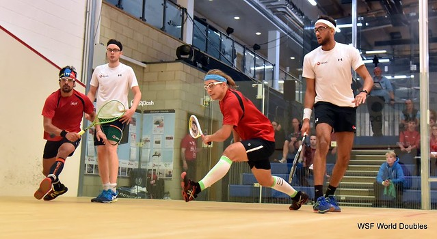 WSF World Doubles Squash Championships