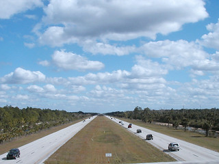 I-75 From Everglades Boulevard