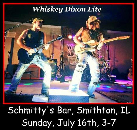 Whiskey Dixon Lite 7-16-17