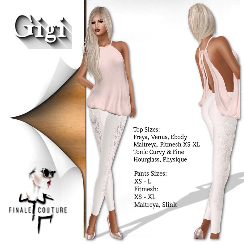 Finale Couture Gigi Poster - SecondLifeHub.com