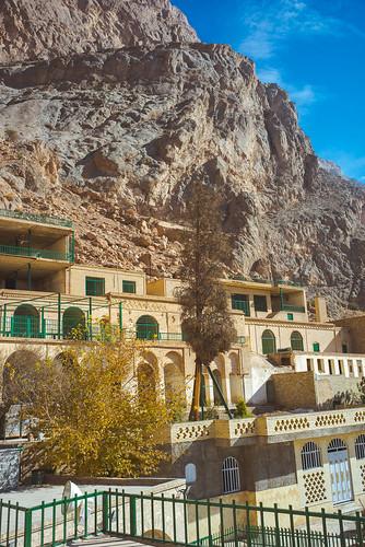 Chak Chak temple, Iran