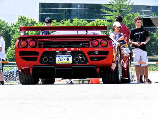 Saleen S7 Twin Turbo Competition 4