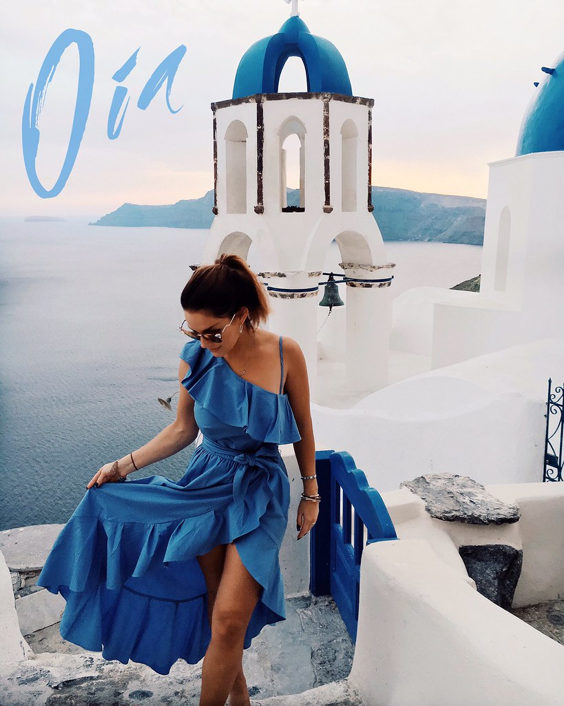 The Little Magpie Santorini Travel Guide