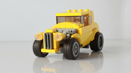 Lego Milner's Ford hot rod