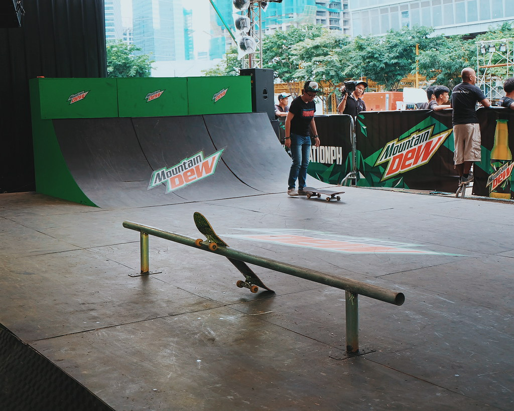 Mountain Dew Nation HQ event