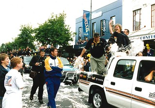 America's Cup Parade 2000