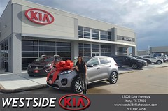 #HappyBirthday to Martijn from Antonio Page at Westside Kia!
