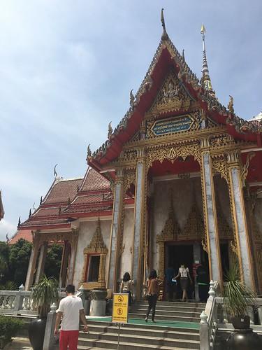 Wat Chalong Temple