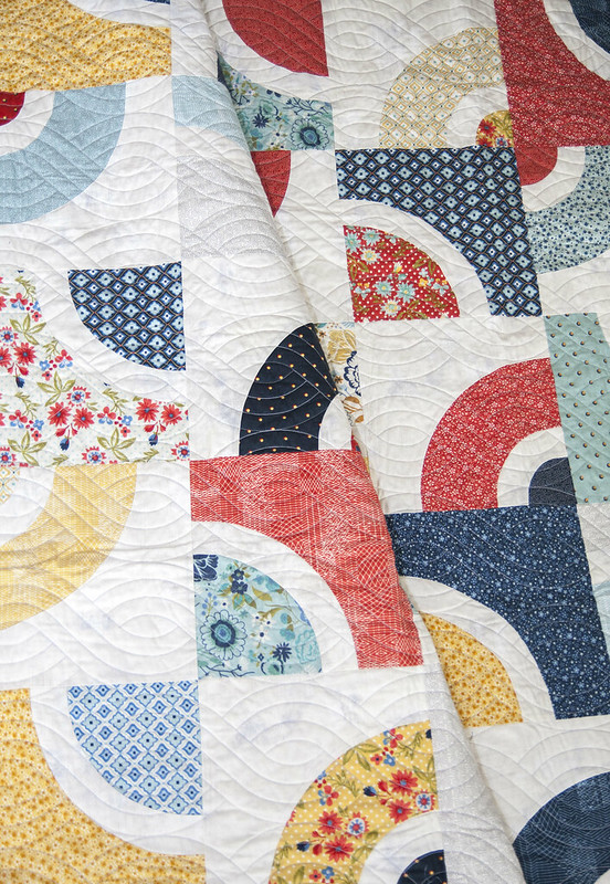 Dishes quilt