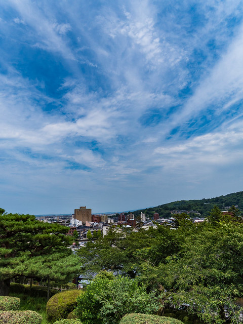 Kenrokuen Garden #11