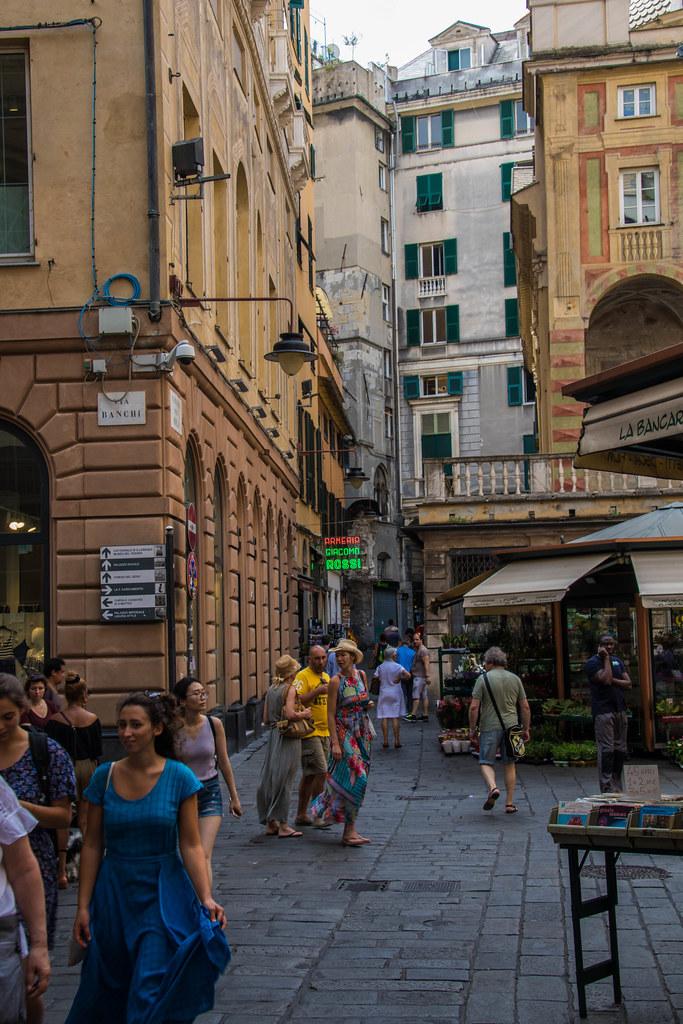 Genoa Italy Iata Code