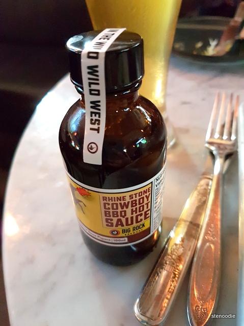 Rhine stone Cowboy BBQ Hot Sauce