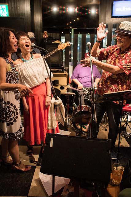 福田シスターズ live at Soul玉, Tokyo, 23 Jul 2017 -00187
