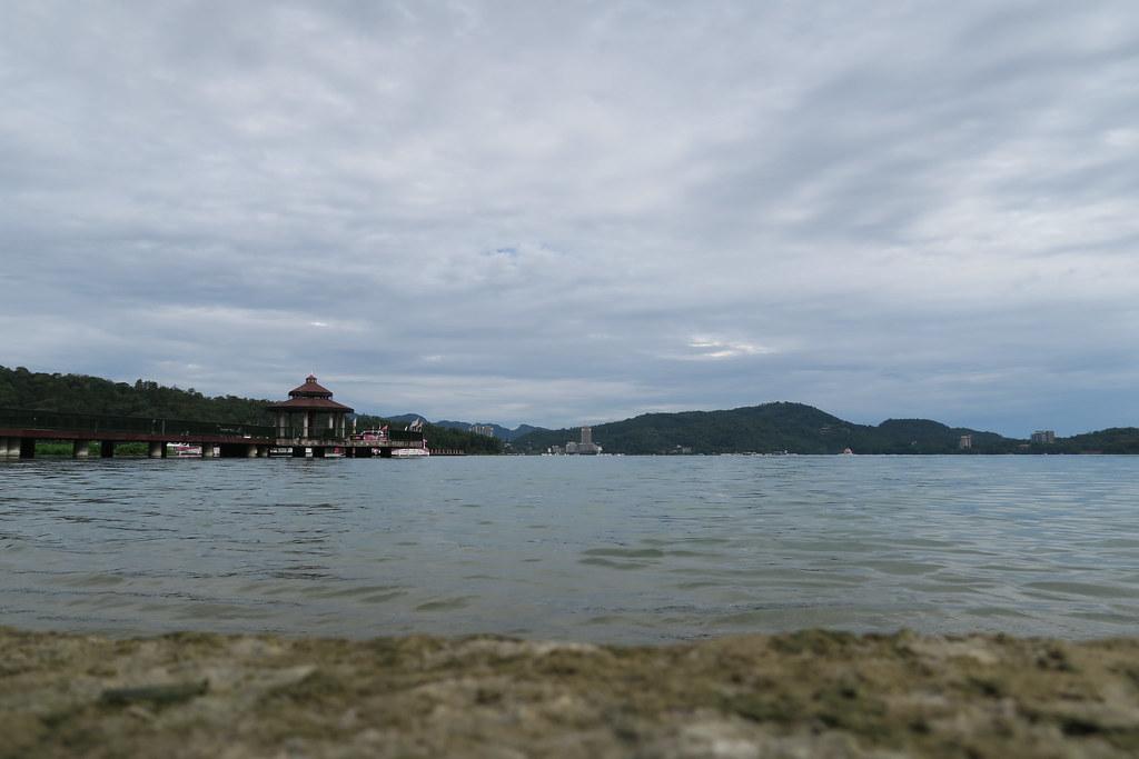 日月潭遊湖 (4)